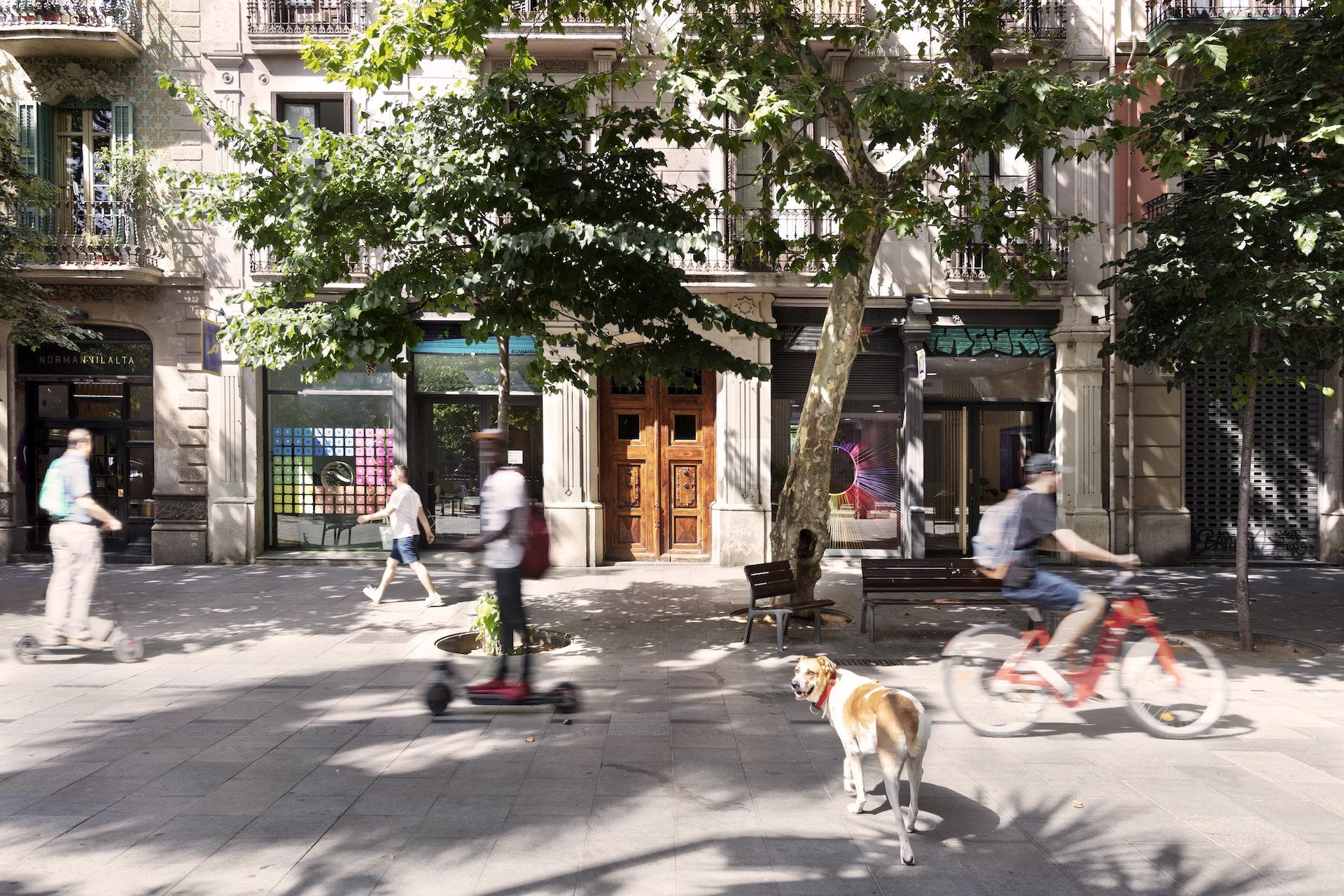 Barcelona Hub gallery
